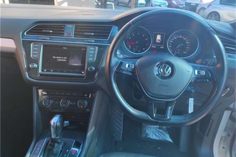2017 VW Tiguan Tiguan 1.4TSI Comfortline auto