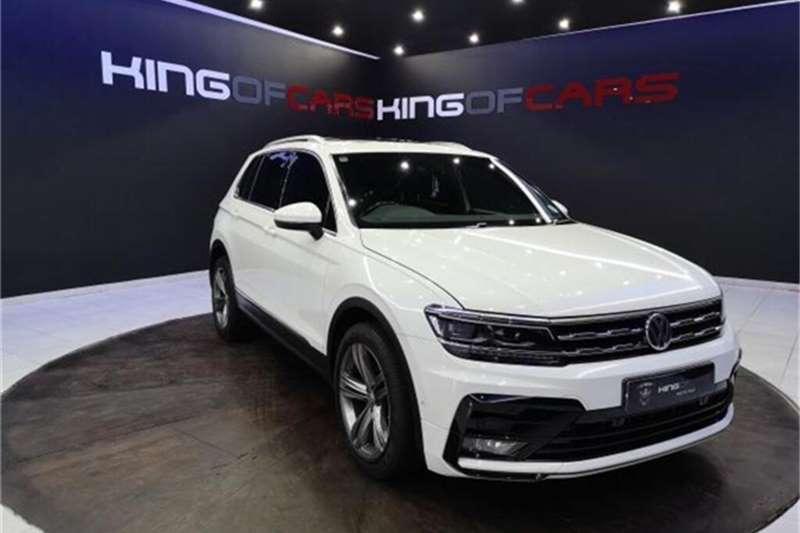 Used 2017 VW Tiguan 1.4TSI Comfortline auto