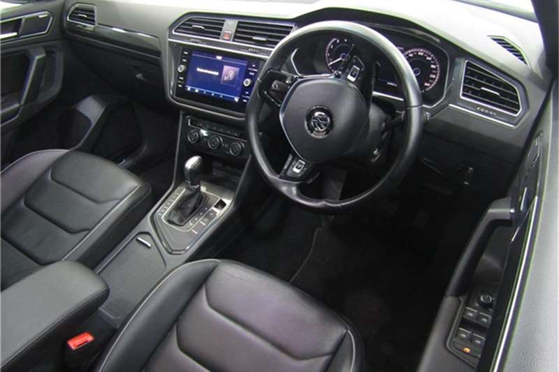 2018 VW Tiguan Tiguan 1.4TSI Comfortline auto