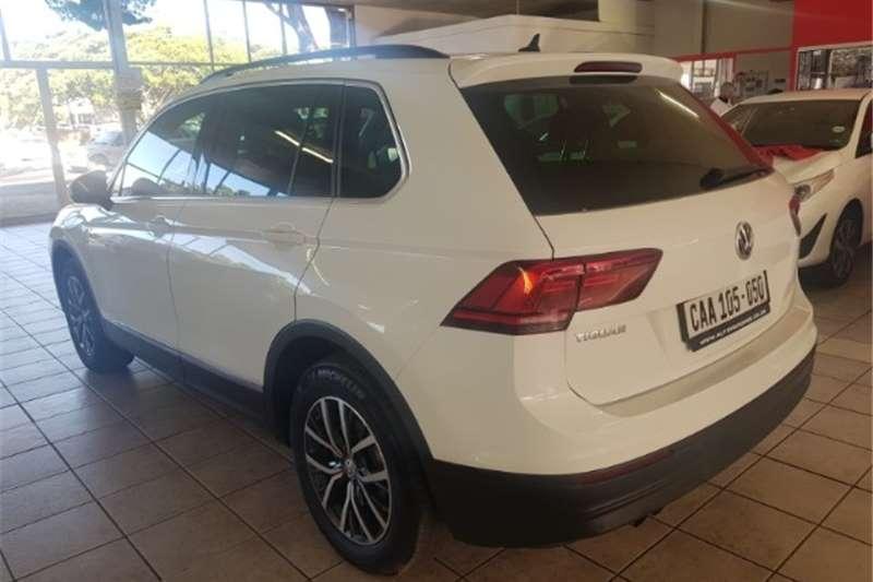 VW Tiguan 1.4TSI Comfortline auto 2019