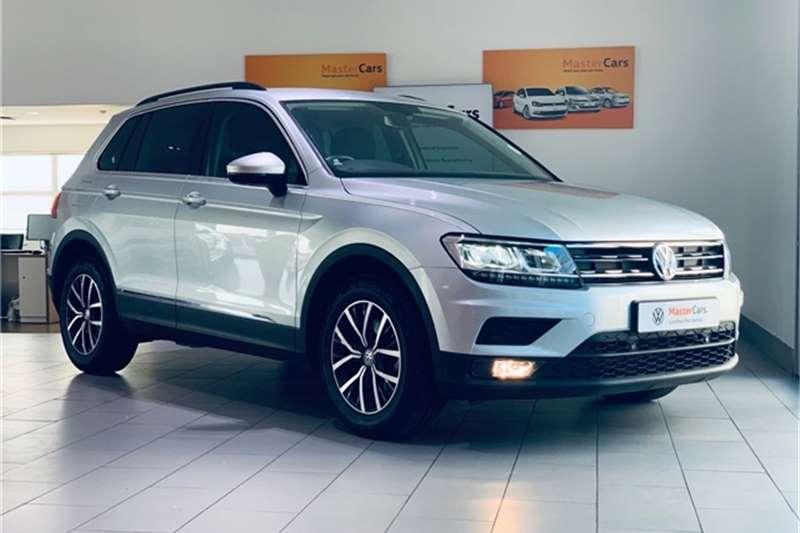 VW Tiguan 1.4TSI Comfortline auto 2020