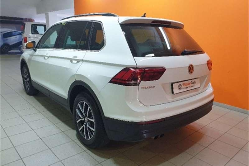 Used 2020 VW Tiguan 1.4TSI Comfortline auto