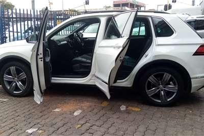 Used 2018 VW Tiguan 1.4TSI Comfortline R Line auto