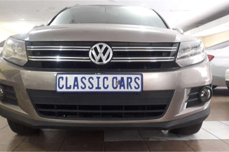 VW Tiguan 1.4TSI Track&Field 4Motion 2012