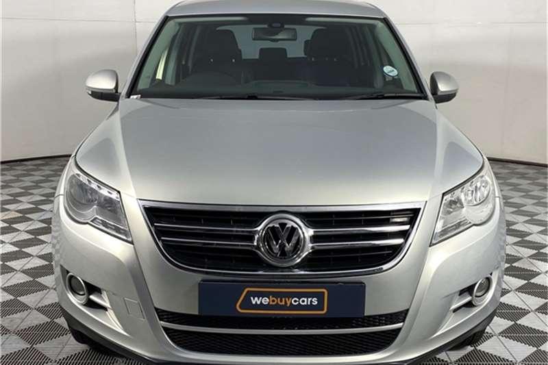 Used 2010 VW Tiguan 1.4TSI Trend&Fun