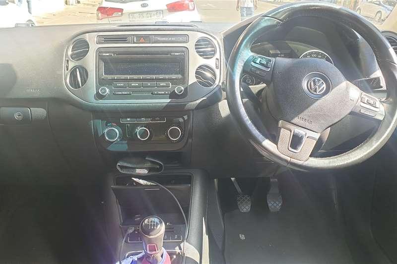 VW Tiguan 1.4TSI Trend&Fun 2013