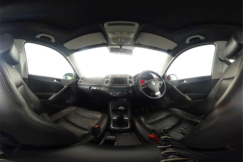 2008 VW Tiguan Tiguan 1.4TSI Trend&Fun 4Motion