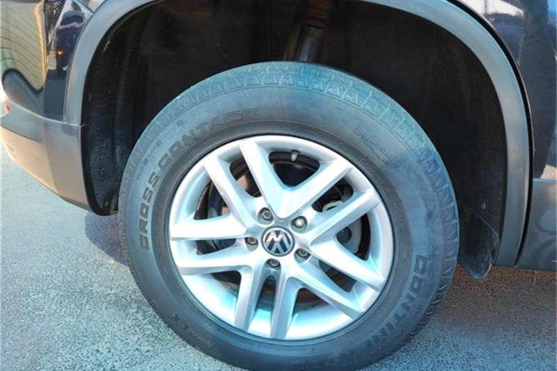 Used 2008 VW Tiguan 1.4TSI Trend&Fun 4Motion