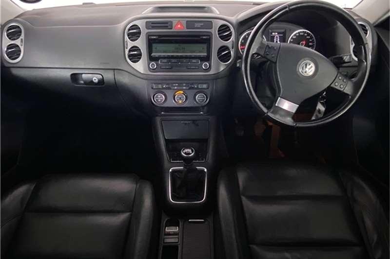 2009 VW Tiguan Tiguan 1.4TSI Trend&Fun 4Motion