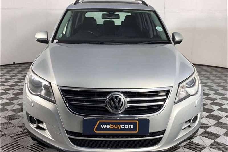 Used 2009 VW Tiguan 1.4TSI Trend&Fun 4Motion