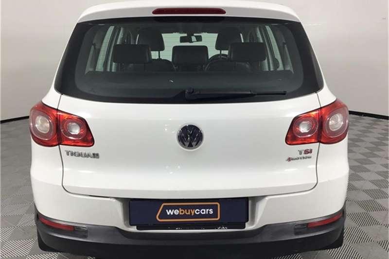 VW Tiguan 1.4TSI Trend&Fun 4Motion 2011