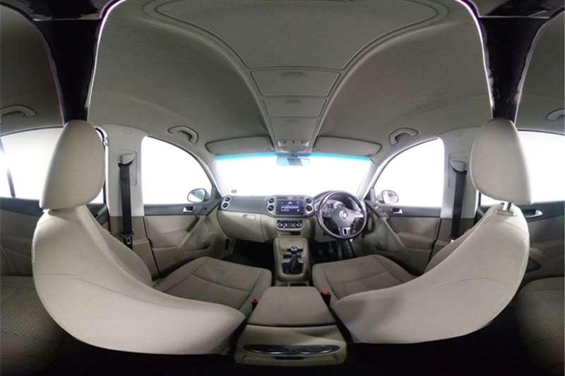 2011 VW Tiguan Tiguan 1.4TSI Trend&Fun 4Motion