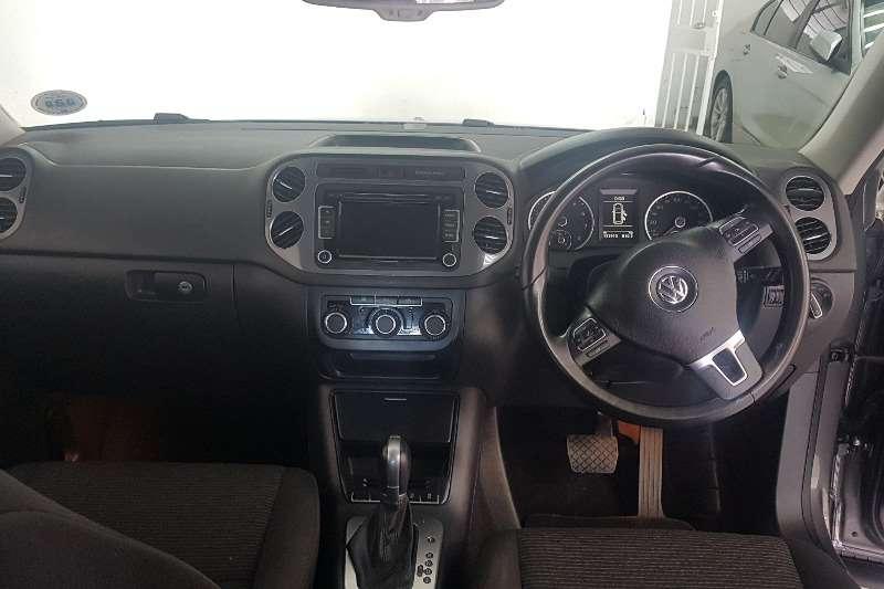 VW Tiguan 1.4TSI Trend&Fun 4Motion 2014