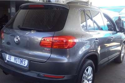 Used 2014 VW Tiguan 1.4TSI Trendline