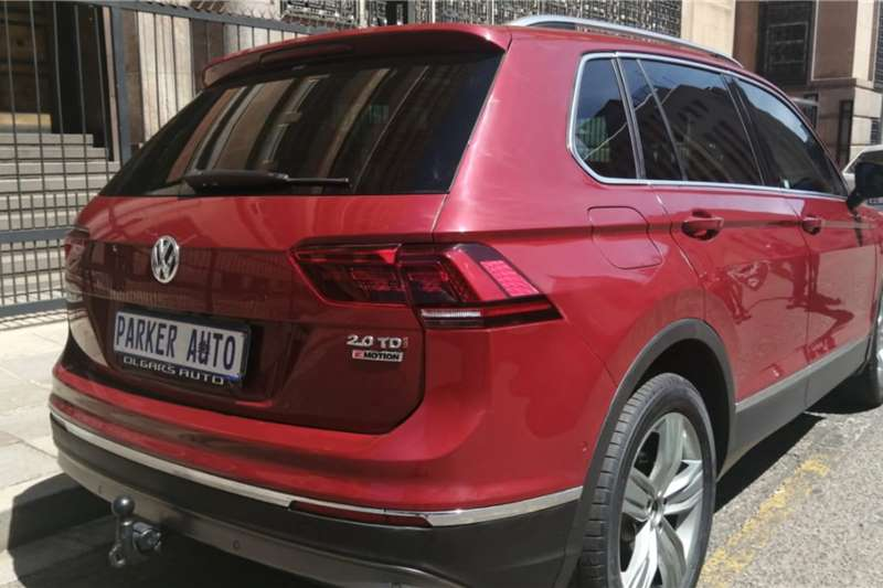 VW Tiguan 2.0 2018