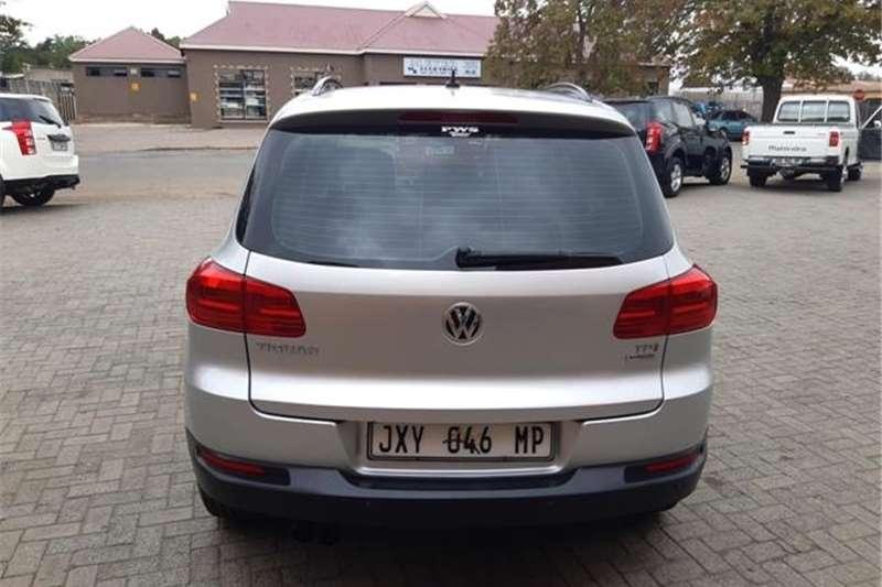 VW Tiguan 2.0 TDI B/MOT TREND  FUN 2012