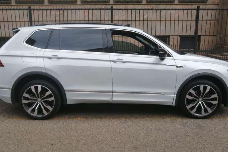 VW Tiguan 2.0 TDI BLUE MOT TREND  FUN 4X2 2018