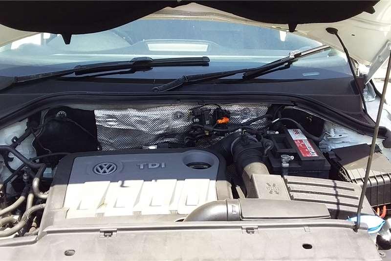 VW Tiguan 2.0 TDi COMFORTLINE 2013