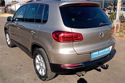 2015 VW Tiguan TIGUAN 2.0 TDI COMFORTLINE 4/MOT DSG
