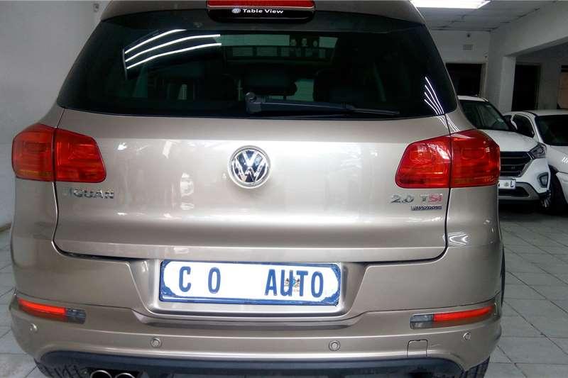 VW Tiguan 2.0 TSI 2014