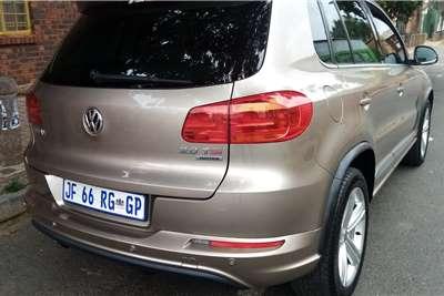 2014 VW Tiguan TIGUAN 2.0 TSI HIGHLINE 4MOT DSG