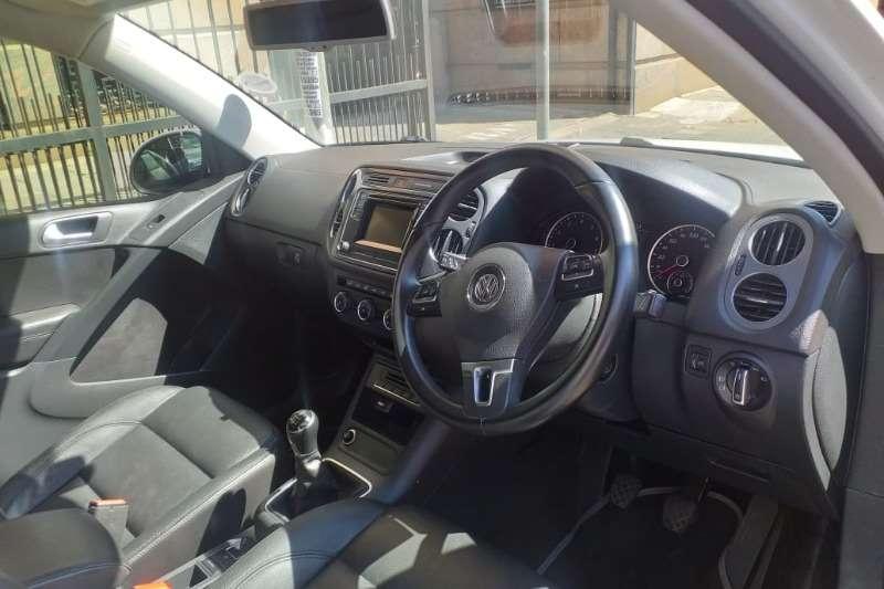 Used 2016 VW Tiguan TIGUAN 2.0 TSI HIGHLINE 4MOT DSG