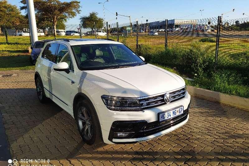 VW Tiguan 2.0 TSI HIGHLINE 4MOT DSG 2017