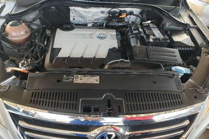 Used 2011 VW Tiguan 2.0TDI 4Motion Comfortline