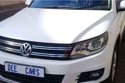 VW Tiguan 2.0TDI 4Motion Comfortline 2015