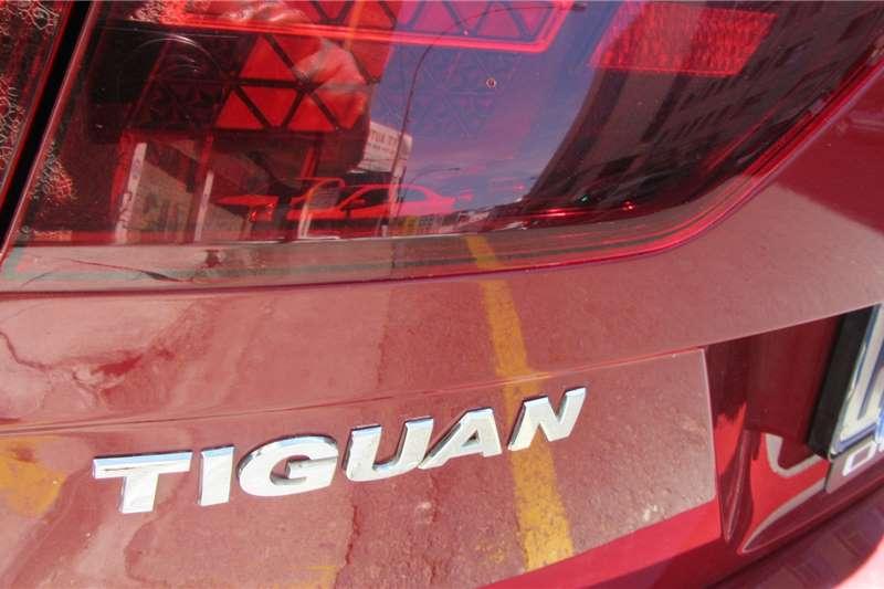 VW Tiguan 2.0TDI 4Motion Comfortline 2018