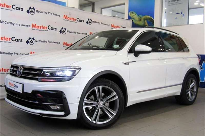 VW Tiguan 2.0TDI 4Motion Comfortline 2019