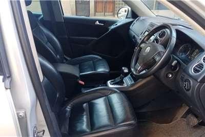 Used 2011 VW Tiguan 2.0TDI 4Motion Comfortline R Line