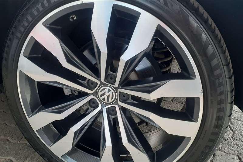 VW Tiguan 2.0TDI 4Motion Comfortline R Line 2018