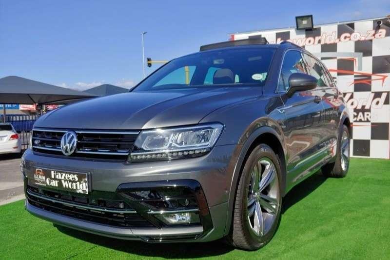 VW Tiguan 2.0TDI 4Motion Comfortline R Line 2019