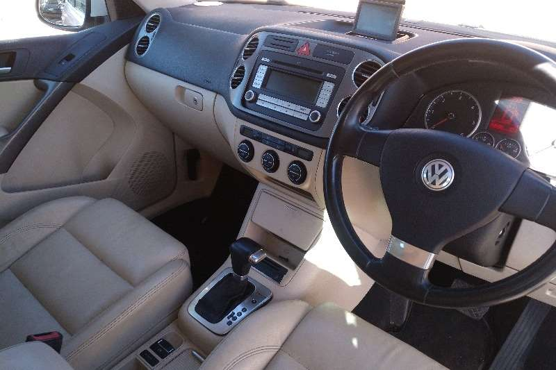 Used 2008 VW Tiguan 2.0TDI 4Motion Highline