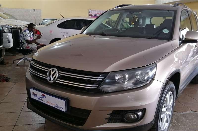 Used 2012 VW Tiguan 2.0TDI 4Motion Highline