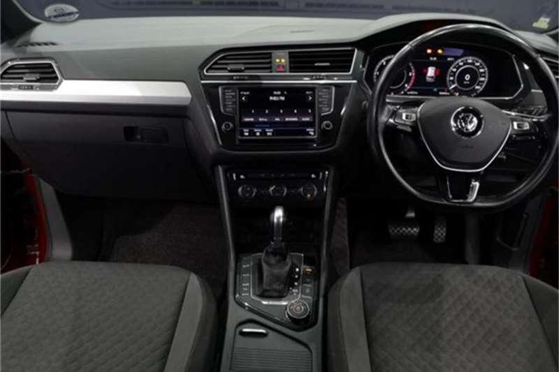 2017 VW Tiguan Tiguan 2.0TDI 4Motion Highline