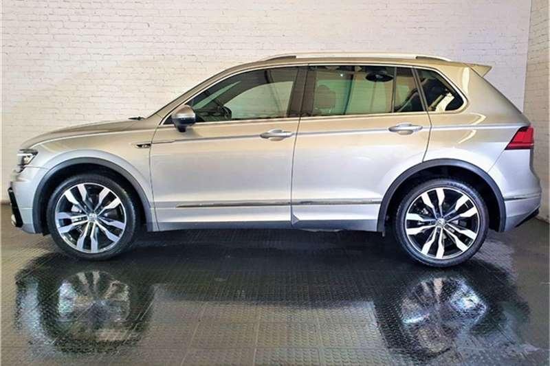 Used 2018 VW Tiguan 2.0TDI 4Motion Highline