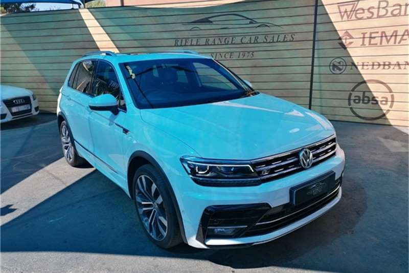 2018 VW Tiguan Tiguan 2.0TDI 4Motion Highline