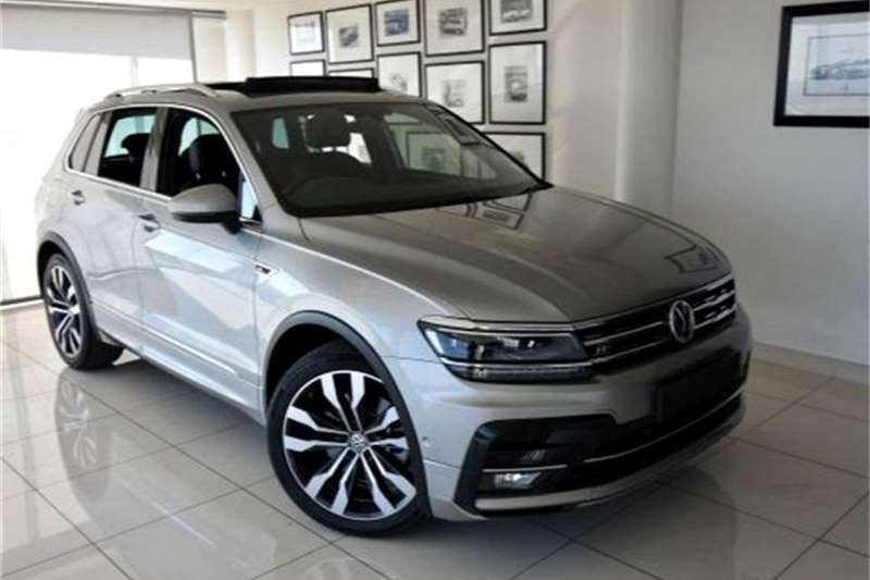 VW Tiguan 2.0TDI 4Motion Highline 2019