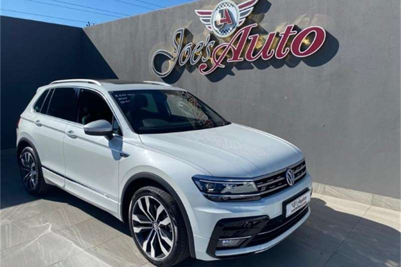 VW Tiguan 2.0TDI 4Motion Highline 2020