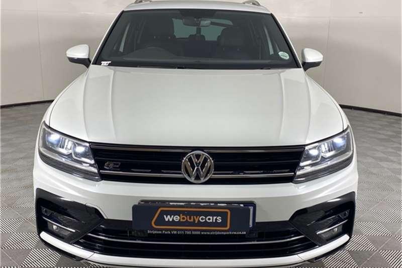 2020 VW Tiguan Tiguan 2.0TDI 4Motion Highline