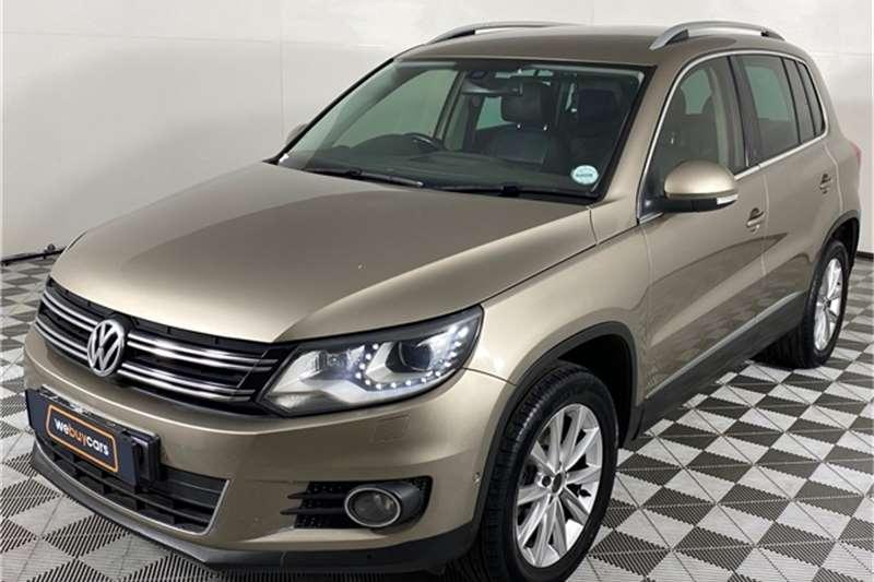 2012 VW Tiguan Tiguan 2.0TDI 4Motion Sport&Style