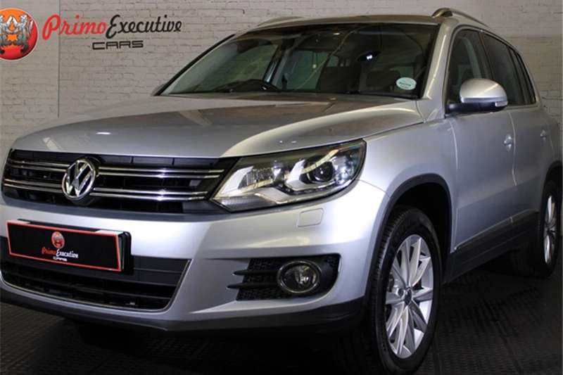 VW Tiguan 2.0TDI 4Motion Sport&Style 2013