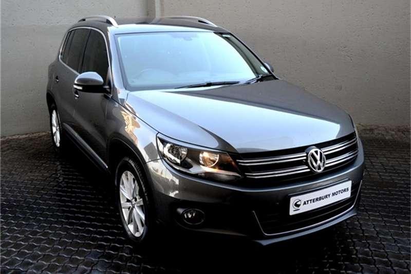 VW Tiguan 2.0TDI 4Motion Sport&Style 2014