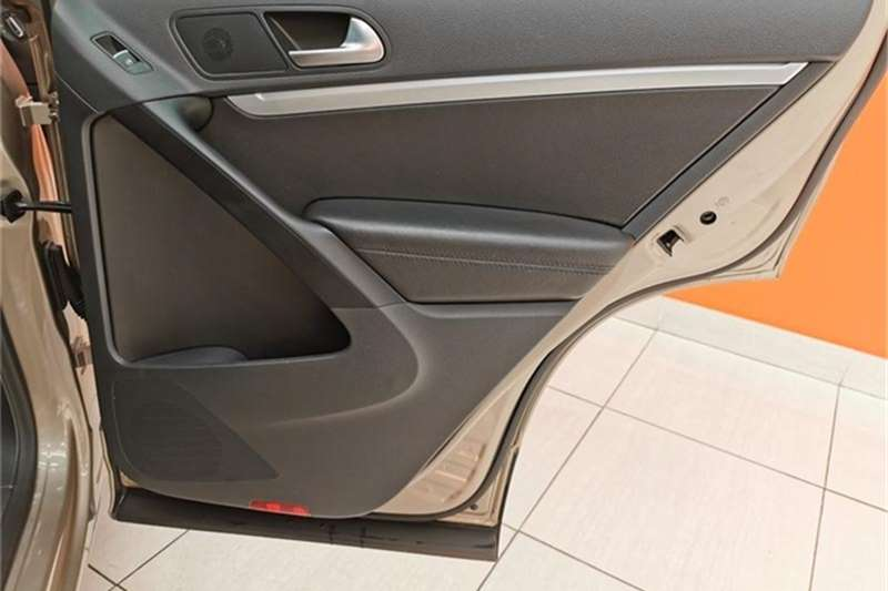 VW Tiguan 2.0TDI 4Motion Sport&Style 2015