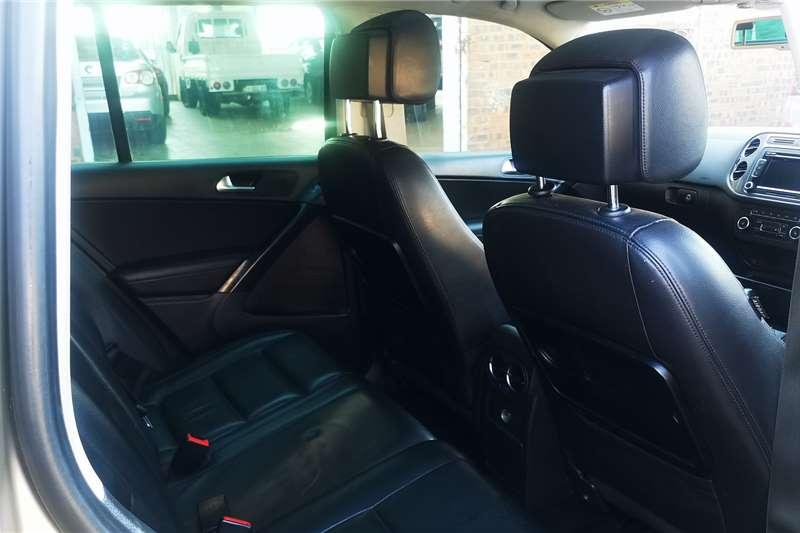 Used 2015 VW Tiguan 2.0TDI 4Motion Sport&Style