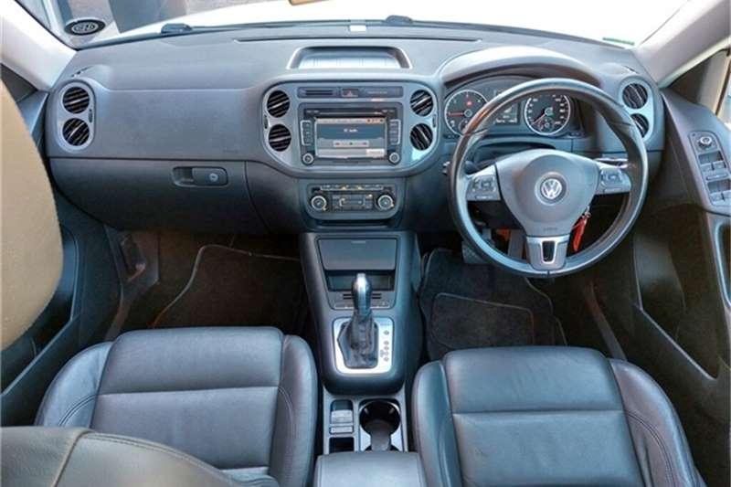 2015 VW Tiguan Tiguan 2.0TDI 4Motion Sport&Style