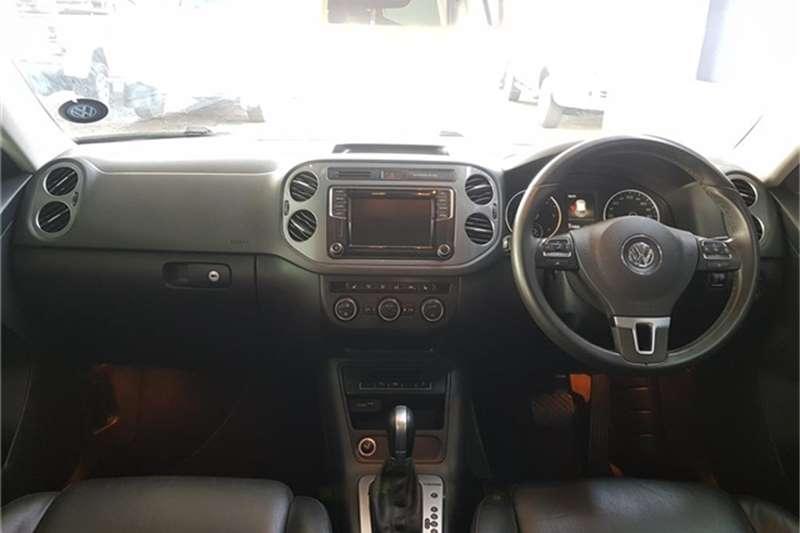 VW Tiguan 2.0TDI 4Motion Sport&Style 2016