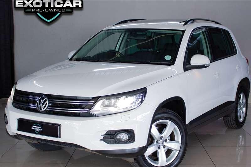 VW Tiguan 2.0TDI 4Motion Track&Field 2012